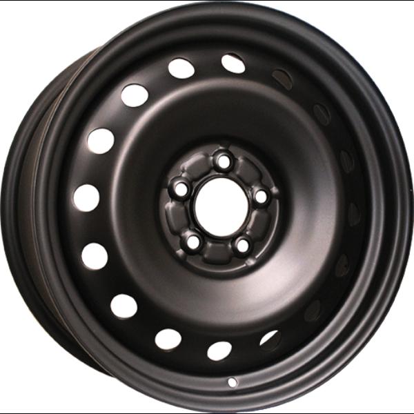 185115M Ceco Steel Wheel - Black main image