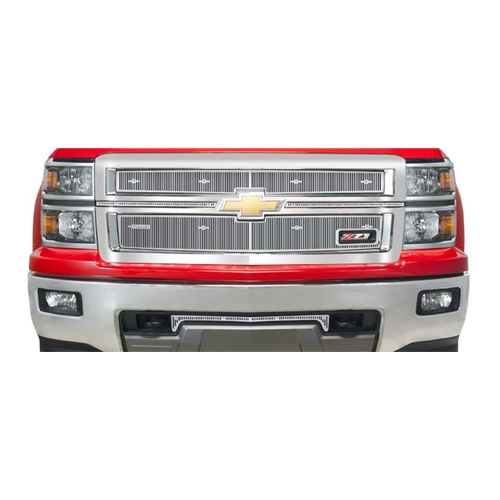 24-1054 Cloud-Rider Stainless Steel Grille Inserts - Classic All Season Screen main image