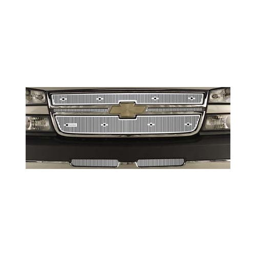 24-168 Cloud-Rider Stainless Steel Grille Inserts - Classic All Season Screen main image