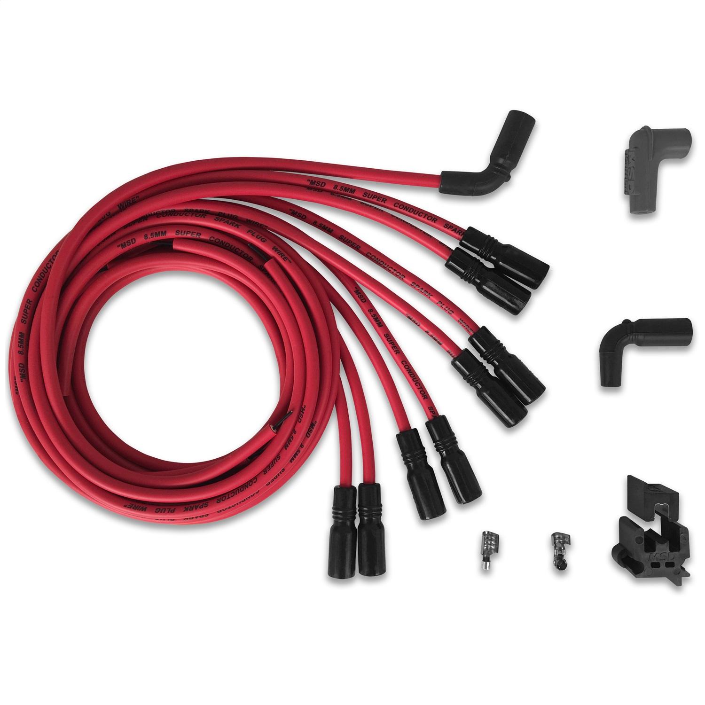 32129 MSD Ignition Custom Spark Plug Wire Sets main image