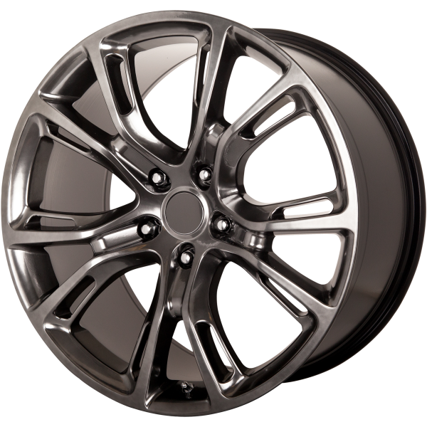 137H-2297334 OE Creations Wheels PR137 - Hyper Black main image