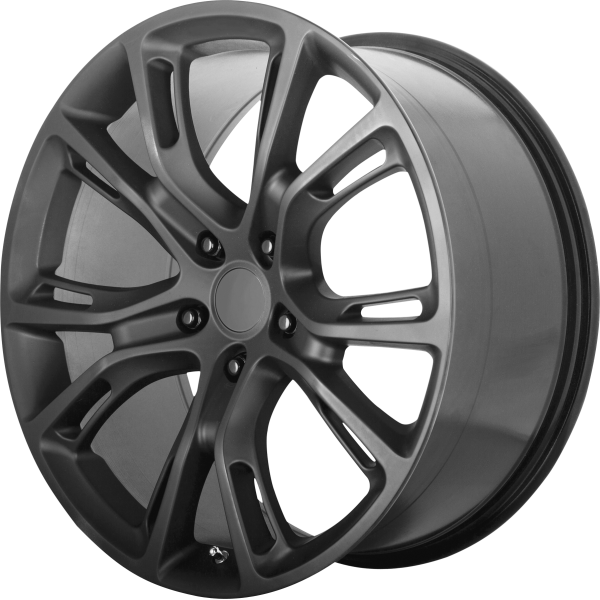 137MB-297334 OE Creations Wheels PR137 - Matte black main image
