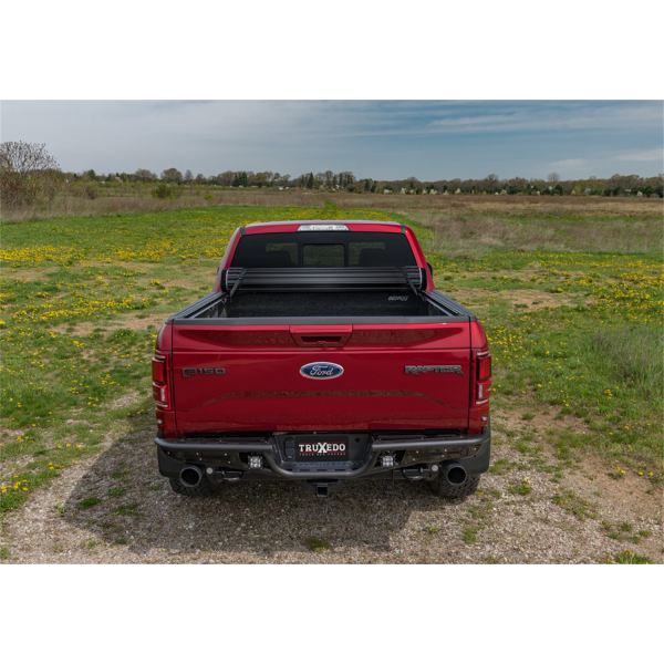 1553301 TruXedo Sentry Hard Roll-Up Tonneau Cover main image