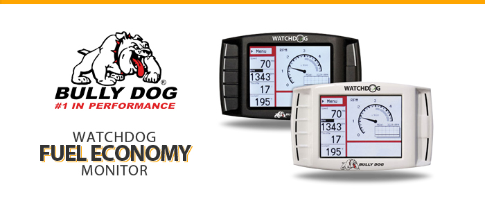 parts engine canada bully dog performance tuner watchdog fuel economy monitor