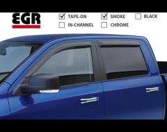 EGR SlimLine Tape-On Window Vent Visors