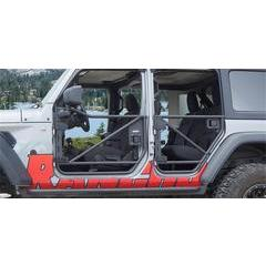 Rancho Rock Gear Tubular Lower Half Doors