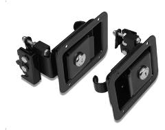 Bestop Paddle Handle Rotary Latch Kit
