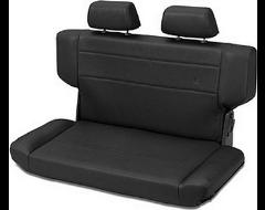 Bestop TrailMax II Fold and Tumble Rear Bench Seat