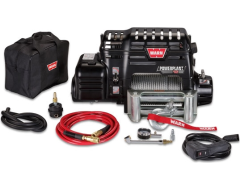 Warn PowerPlant 12 Series 12000 lb Electric Winch with Air Compressor