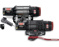 Warn AXON 45 Series 4500 lb Powersport Electric Winch