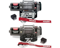 Warn VRX 25 Series 2500 lb Powersport Electric Winch