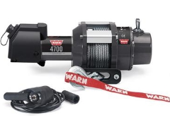 Warn 4700DC Utility Winch