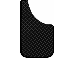 PlastiColor Diamond Plate Easy Fit Mud Guards