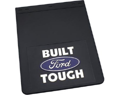 PlastiColor Built Ford Tough Dually Mud Guards