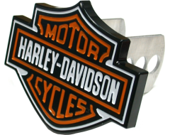 PlastiColor Harley-Davidson Hitch Cover (Full Color)