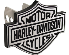 PlastiColor Harley-Davidson Hitch Cover