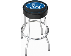 PlastiColor Ford Garage Stool