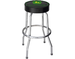 PlastiColor John Deere Garage Stool