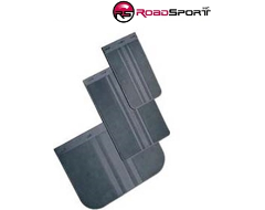 RoadSport Universal Fit Rubber Truck & Trailer Splashguards