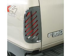 Westin Wade Slotted Tail Light Cover