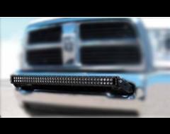 KC Hilites C40 40 in. Combo LED Light Bars & Bracket