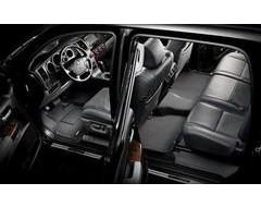 U-Guard 3D KAGU Maxpider Custom Fitted Floor Liners in Black