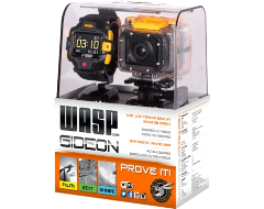WASPCam Wireless Action Sports Camera with Wrist Remote - 9902