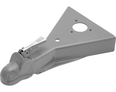 Bulldog Wedge-Latch Cast Head A-Frame Coupler
