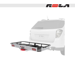 Rola Dart Folding Hitch Cargo Carrier
