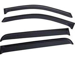 EGR SlimLine In-Channel Window Visors - Dark Smoke