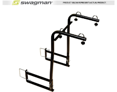 Swagman Around The Spare RV Mounted Bike Carrier