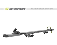 Swagman Enforcer Roof Mount Bike Carrier