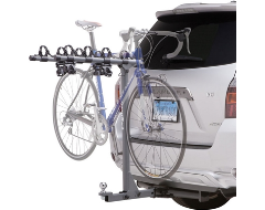 SportRack Ridge Towing Mounted Tilt Arm Bike Carrier