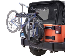 SportRack Pathway Deluxe Spare Tire Mounted Bike Carrier