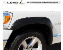 Lund Extra Wide Style Fender Flare Set