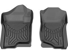 U-Guard Maxdura Heavy Duty Floor Liner For Trucks in Black