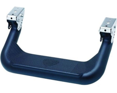 Carr Super Hoop Truck Step - Powder Coated Black