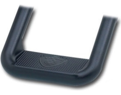 Carr Side Bed Mount Truck Step - Powder Coated Black