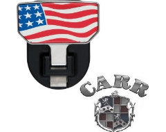 Carr Hitch Step - American Flag