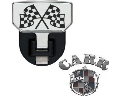Carr Hitch Step - Checkered Flags