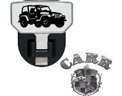 Carr Hitch Step - Jeep