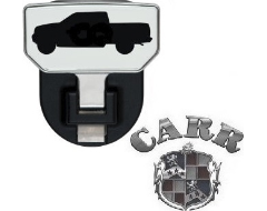 Carr Hitch Step - Quad