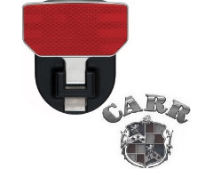Carr Hitch Step - Reflector