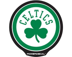 PowerDecal LED-backlit NBA Series - Boston Celtics
