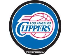 PowerDecal LED-backlit NBA Series - Los Angeles Clippers