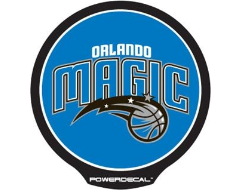 PowerDecal LED-backlit NBA Series - Orlando Magic