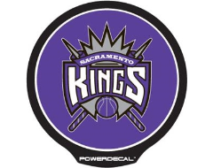 PowerDecal LED-backlit NBA Series - Sacramento Kings