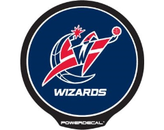 PowerDecal LED-backlit NBA Series - Washington Wizards