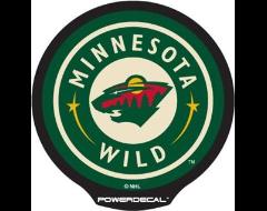 PowerDecal LED-backlit NHL Series - Minnesota Wild