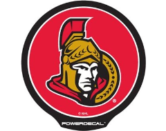 PowerDecal LED-backlit NHL Series - Ottawa Senators